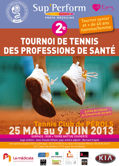 tournoi de tennis AMFT